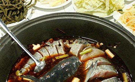 黑龙江木火铁锅炖大鱼