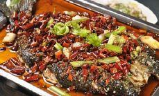 成都美食烤鱼香锅4人餐