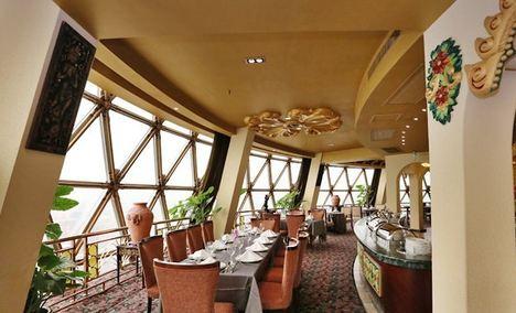 泰国金兰花旋转餐厅 - 大图