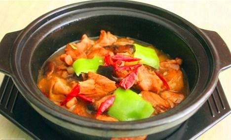 汇祥记黄焖鸡米饭