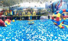 爱丽丝奇幻乐园百万海洋球池