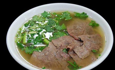 台北牛肉汤