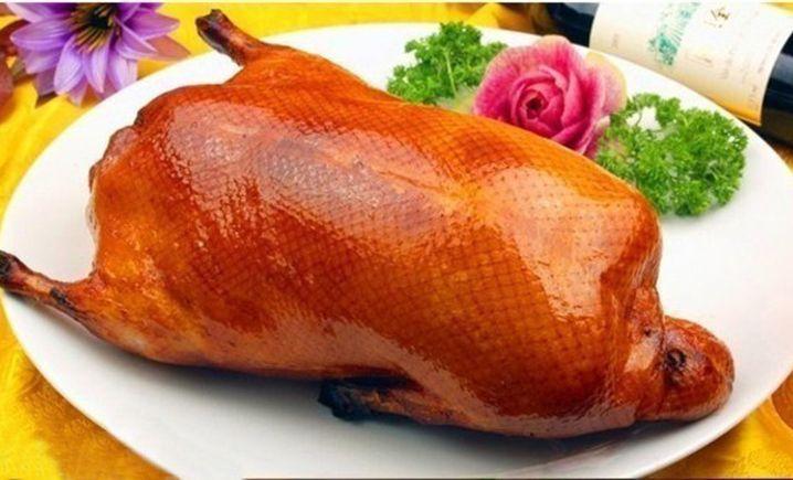 刘记北京烤鸭(黄埭店)