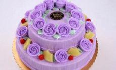 艺术蛋糕店双层蛋糕12选1