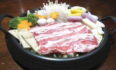 韩釜年糕火锅店
