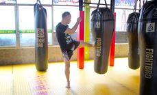 泰拳格斗健身时代俱乐部