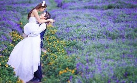 戛纳国际婚纱摄影