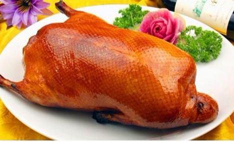 福临香爆烤鸭