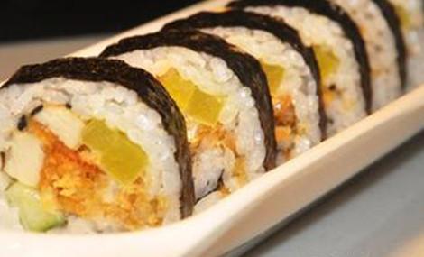 鲜目录外带寿司