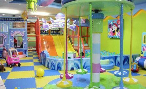 海洋幻想儿童主题乐园