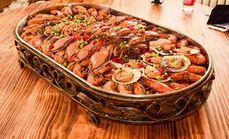 金手勺海鲜大咖8人餐