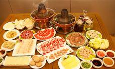 七只羊火锅4人套餐