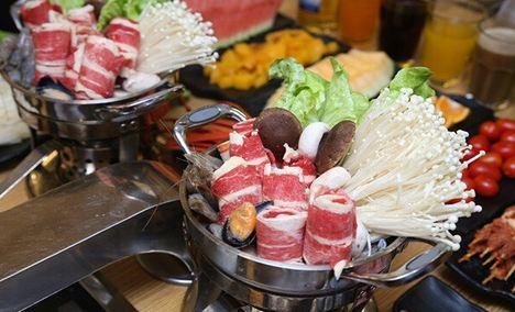 执牛耳海鲜自助烤肉(大行宫店)