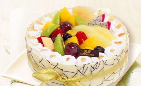 麦波蛋糕(百江明珠店)