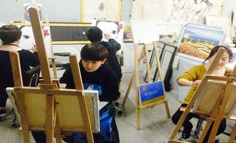 Art Once DIY手绘创意工作室(三里屯店)