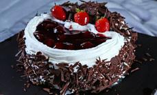 安馨时光10英寸黑森林蛋糕