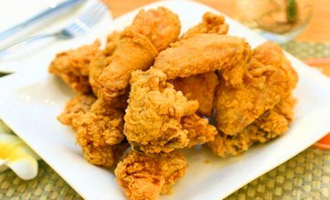 维萨客炸鸡
