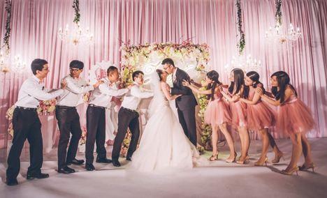 爱琴海婚庆礼仪策划