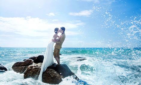 薇浪漫婚纱摄影