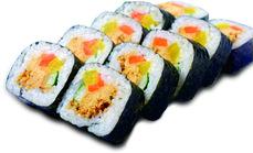 N多招牌海苔寿司1份