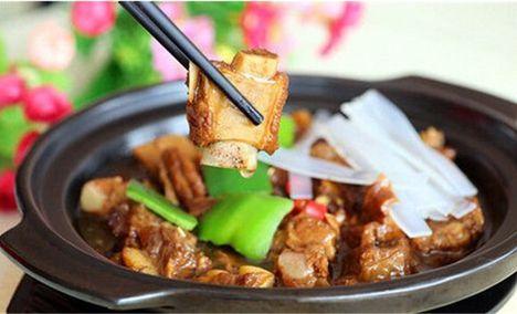 云南过桥米线黄焖鸡米饭