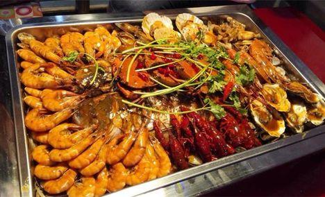 海鲜约烩秘制虾蟹(正阳街店)