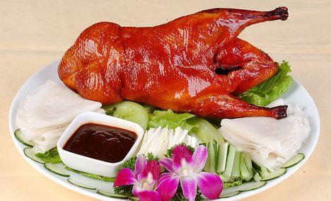 常记果木烤鸭