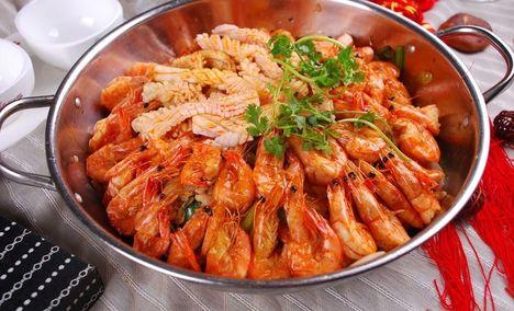虾囧大虾火锅 - 大图