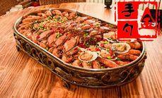 金手勺世界杯海鲜大咖单人餐