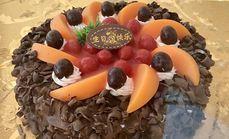 百滋园10英寸蛋糕三选一