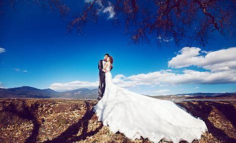 锐锋视觉旅拍婚纱摄影工作室