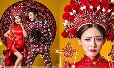 京城美丽新娘婚纱摄影
