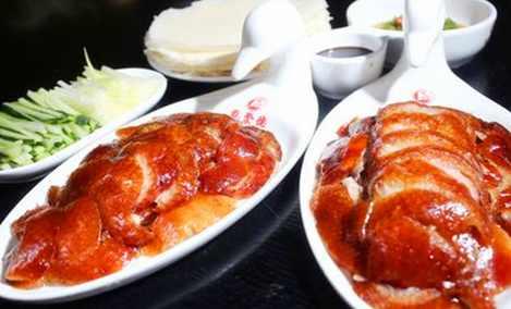 龙聚德北京烤鸭