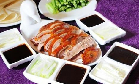 四合坊北京果木烤鸭