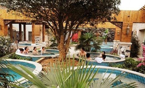丰乐园热带雨林水疗馆