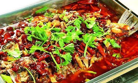 满串香巫山烤鱼