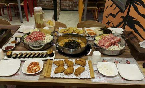 泰一格韩国年糕火锅 - 大图