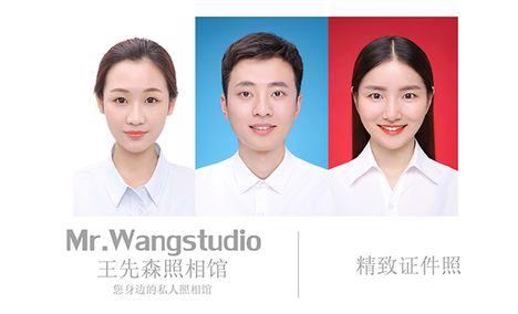 王先森照相馆Mr.Wangstudio(文化东路万豪店)