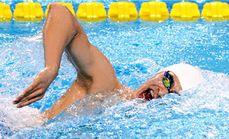 成人一对一学游泳培训