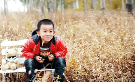 韩尚儿童摄影
