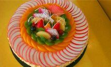 特味佳蛋糕12英寸蛋糕