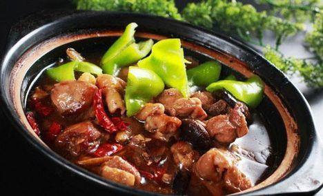 贤波黄焖鸡米饭
