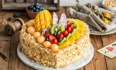 幸福西饼(浏阳河店)