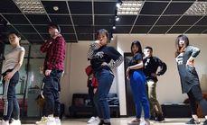 天窗舞蹈成人韩舞体验课