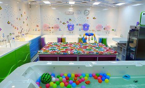 星游宝贝婴儿游泳馆