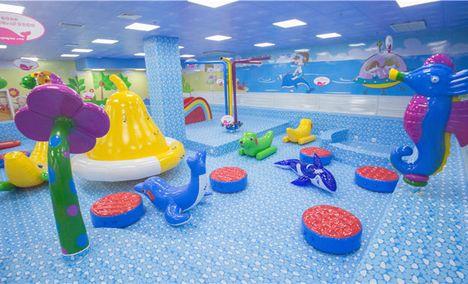 万达水游城儿童水上主题乐园