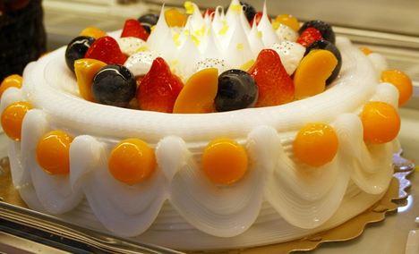 怡香园蛋糕