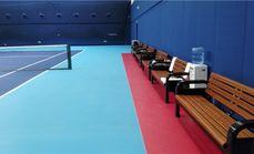 得乐网球室外网球体验课