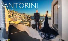 圣托里尼人气婚纱摄影套餐