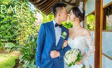 巴厘岛实惠婚纱摄影套餐